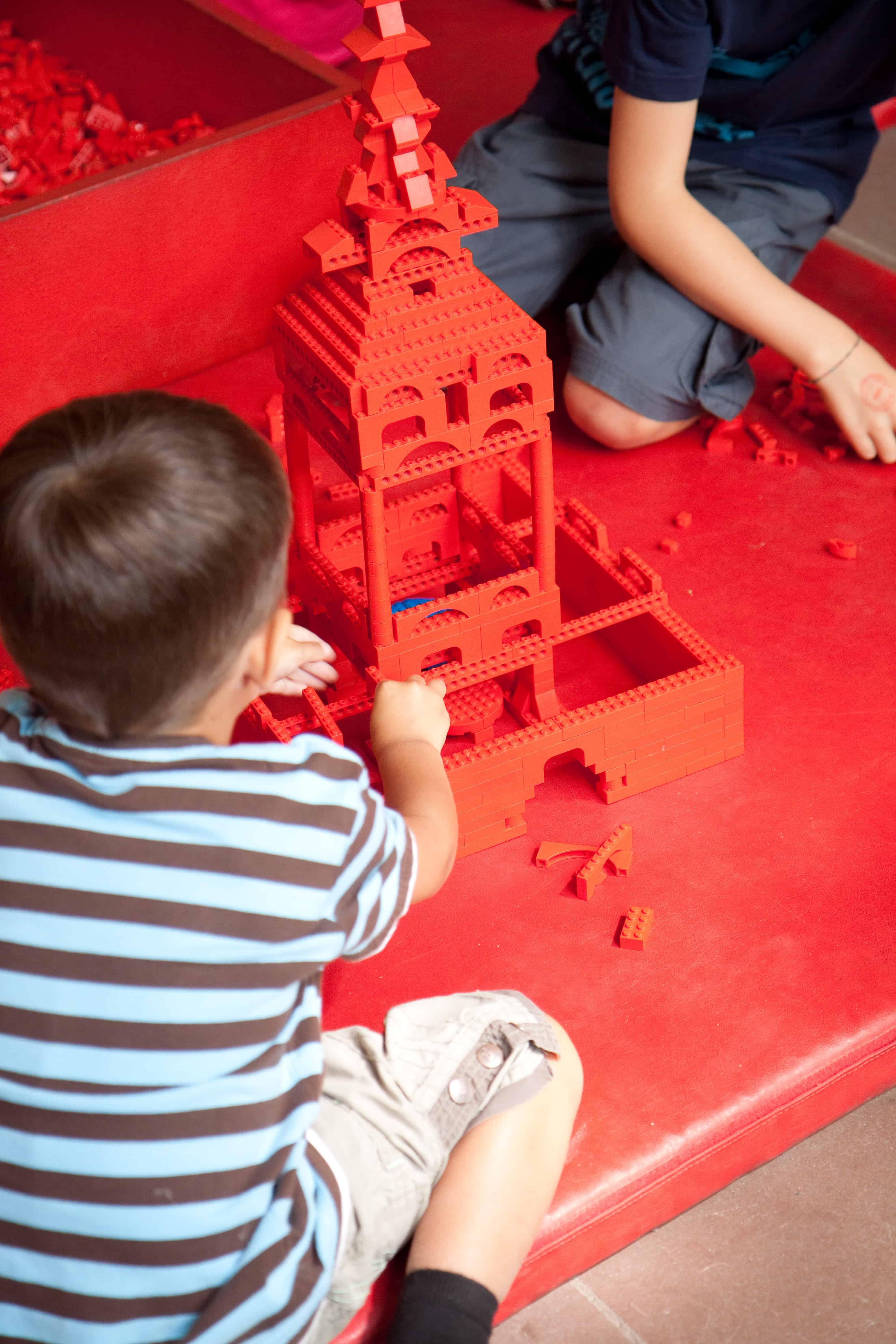 LegoBaustelle \ Foto: DAM