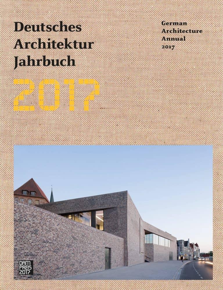 Deutsches Architektur Jahrbuch 2017