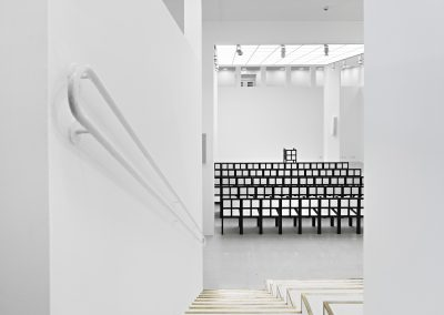 Blick ins Auditorium \ Foto: Norbert Miguletz, Frankfurt am Main