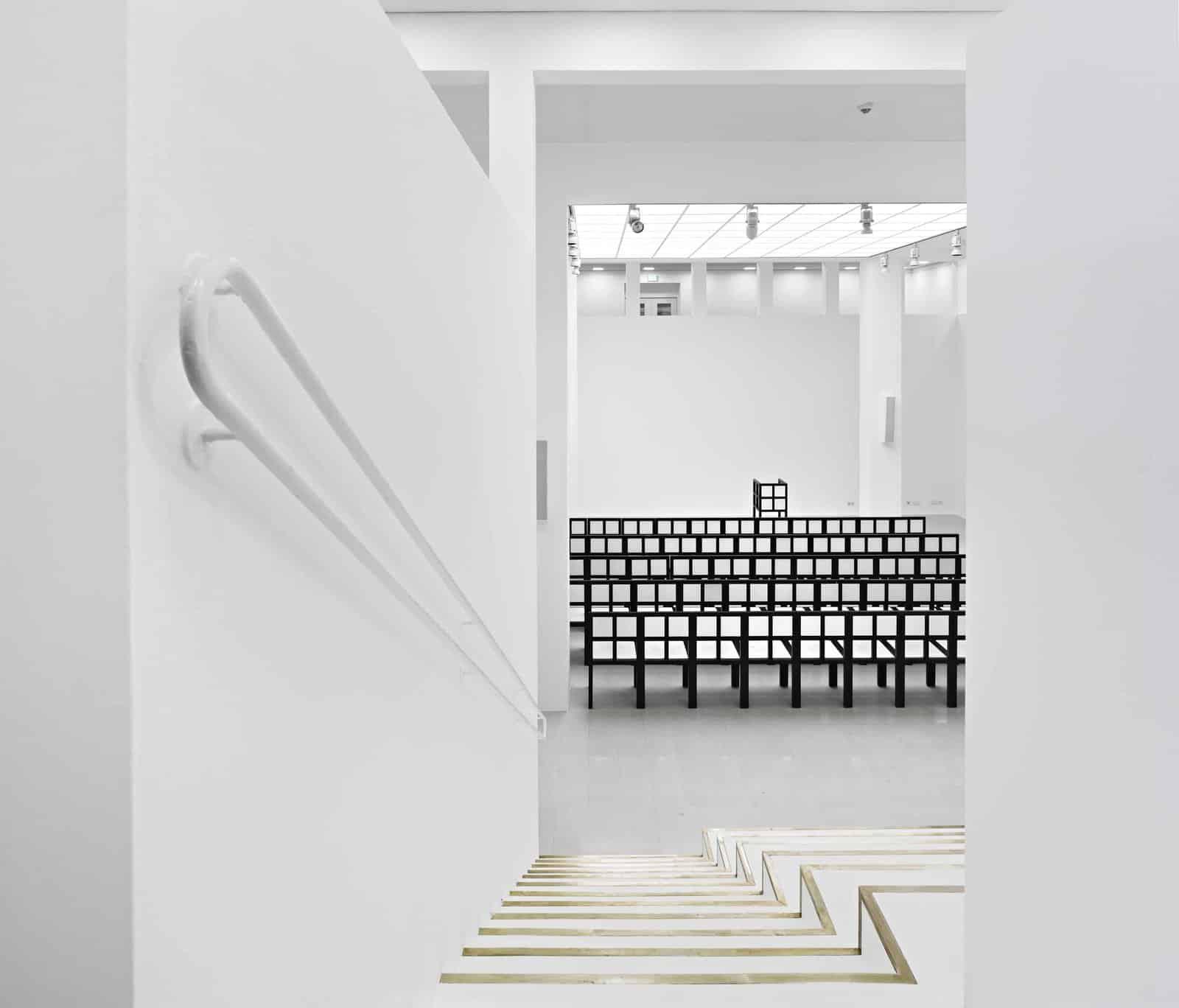 Blick ins Auditorium  Foto: Norbert Miguletz, Frankfurt am Main