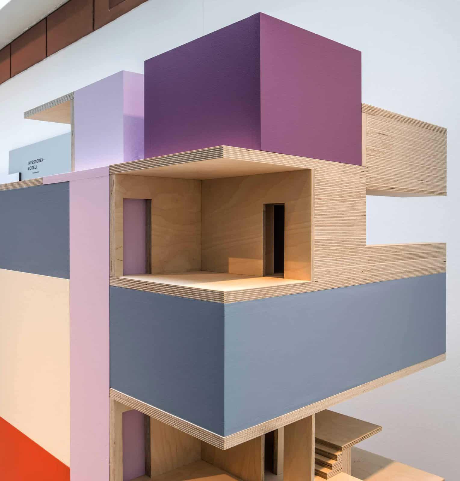 Architektur zum Anfassen \ Foto: Kirsten Bucher