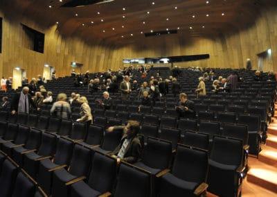 Düsseldorfer Schauspielhaus  ERÖFFNUNG