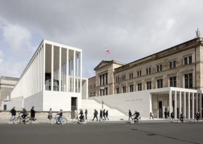 DAM Preis 2020 Shortlist – David Chipperfield Architects  James-Simon-Galerie