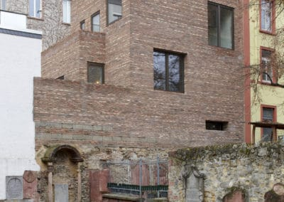 DAM Preis 2020 Shortlist – NKBAK  Haus am Peterskirchhof