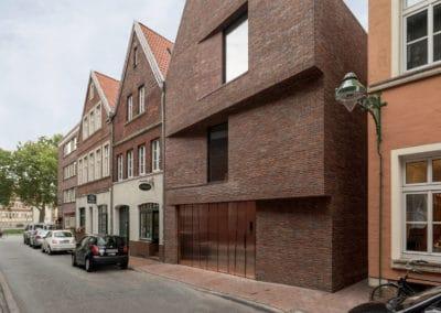 DAM Preis 2020 Shortlist – Hehnpohl Architekten  Haus am Buddenturm