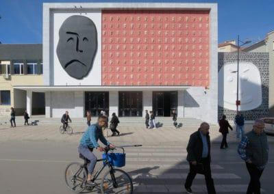 DAM Preis 2020 Shortlist – Bolles + Wilson  Teatri Andon Z. Çajupi