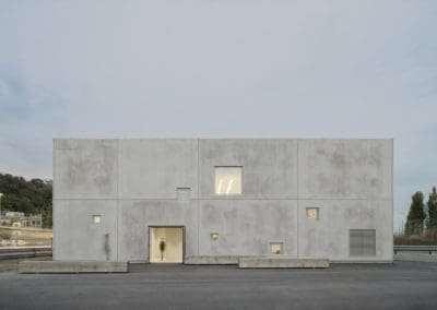 DAM Preis 2020 Shortlist – Hippmann Architekten  Club Traube