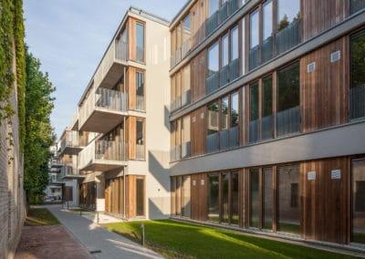 DAM Preis 2020 Shortlist – Limbrock Tubbesing  Klopstockhöfe