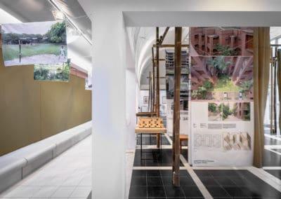"""Eindrücke der Ausstellung """"Bengal Stream"""" im DAM"""