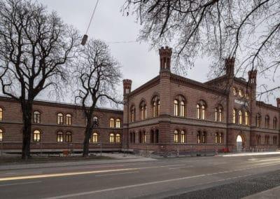 DAM Preis 2020 Shortlist – Staab Architekten  Design Fakultät Hochschule München