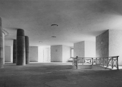Wandelhalle, ca. 1948