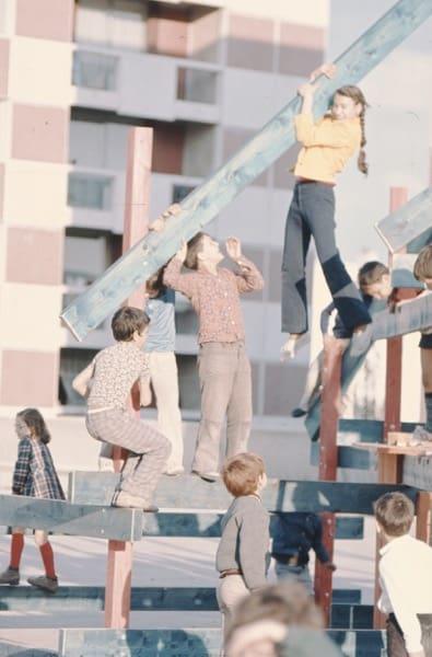 Group Ludic: Workshops, Foyer Rémois, Reims (F), 1973
