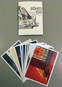 Böhm 100: Postkarten-Set