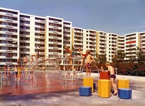 DAM On Tour in Bad Aibling: Die Neue Heimat (1950-1982)