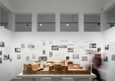 """Eindrücke der Ausstellung """"DAM Preis 2020"""""""