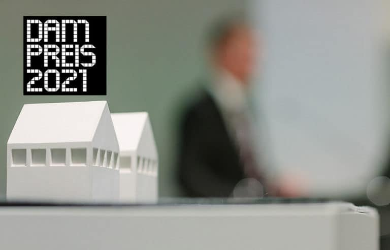 DAM Preis 2021: Shortlist