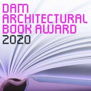 Auslobung: DAM Architectural Book Award 2020