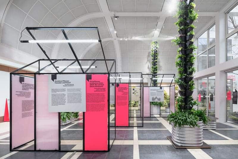 Kuratorenführung: Ausstellung Einfach Grün