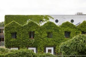 Kindertagesstätte Sossenheim, Christoph Mäckler Arch Foto: Georg Dörritekten