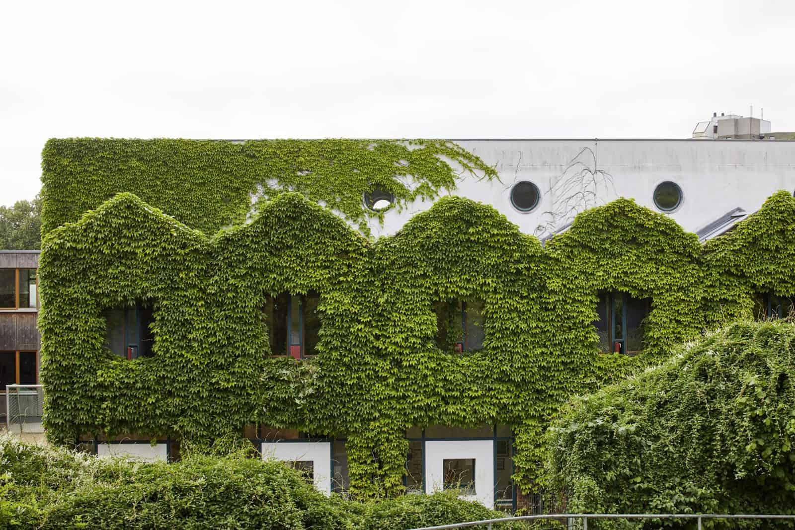 Kindertagesstätte Sossenheim, Christoph Mäckler Architekten