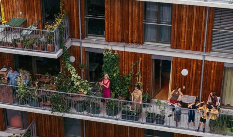 Urban Green – Drinnen im Grünen