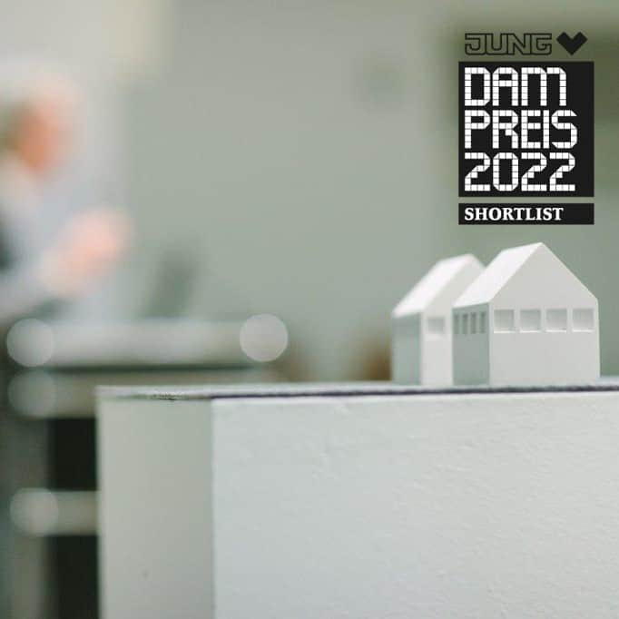 DAM Preis 2022: Shortlist