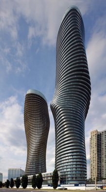 The Absolute World Towers © photo: Tom Arban