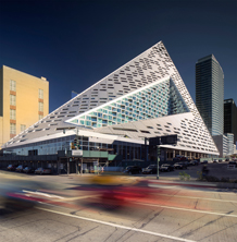 VIA 57 West © Foto: Bjarke Ingels Group, Nic Lehoux